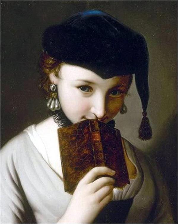 antonio-rotari-1707-1762-ragazza-con-un-libro
